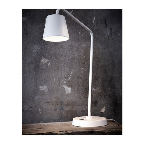 部屋をおしゃれに!マンションで海外インテリア-tisdag worklamp