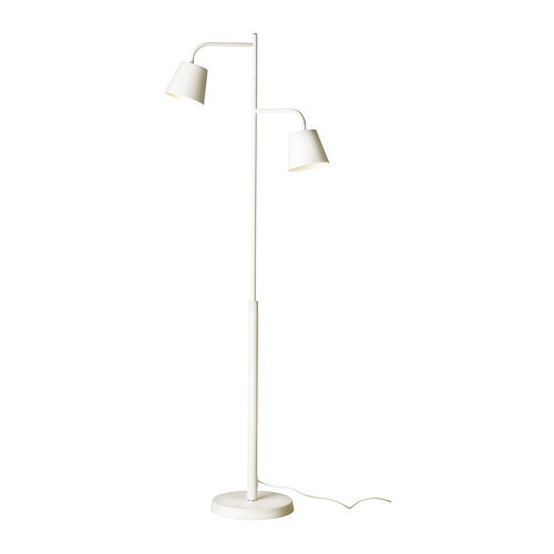 部屋をおしゃれに!マンションで海外インテリア-tisdag floorlamp