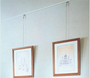 部屋をおしゃれに!マンションで海外インテリア-picturerail