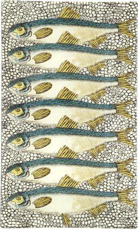 部屋をおしゃれに!マンションで海外インテリア-fish