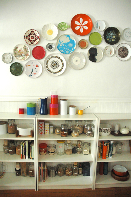 Nest interior for Art de cuisine plates