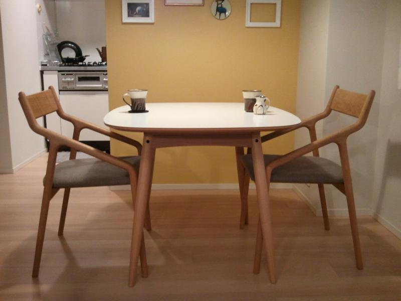 部屋をおしゃれに!マンションで海外インテリア-dining