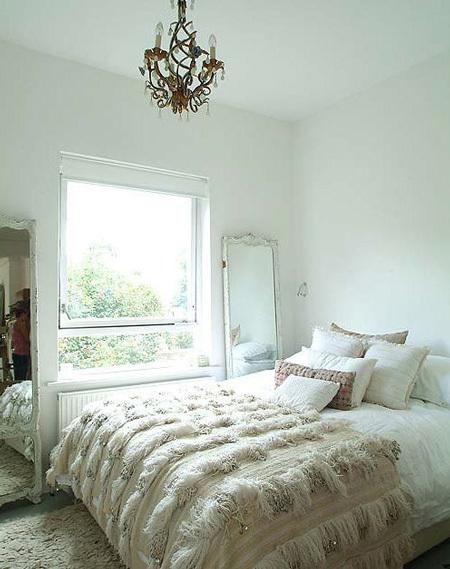 部屋をおしゃれに!マンションで海外インテリア-bedroom2
