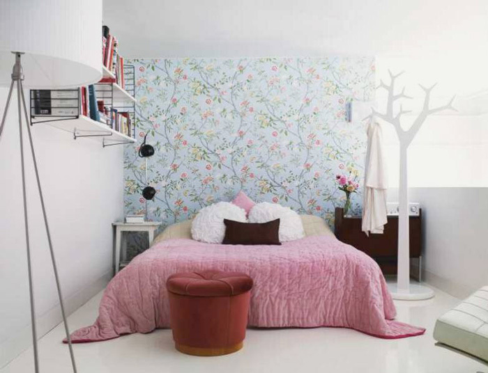 部屋をおしゃれに!マンションで海外インテリア-bedroom6