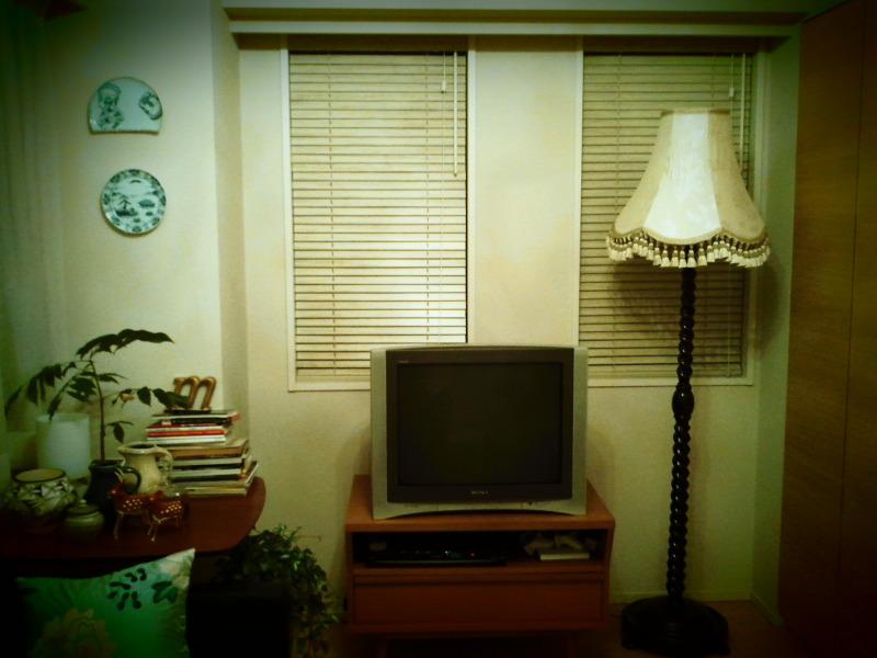部屋をおしゃれに!マンションで海外インテリア-room2