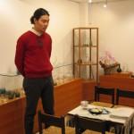 石川昌浩さんの花びんをオーダー的な贅沢