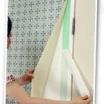 壁紙の貼り方を調べるっ