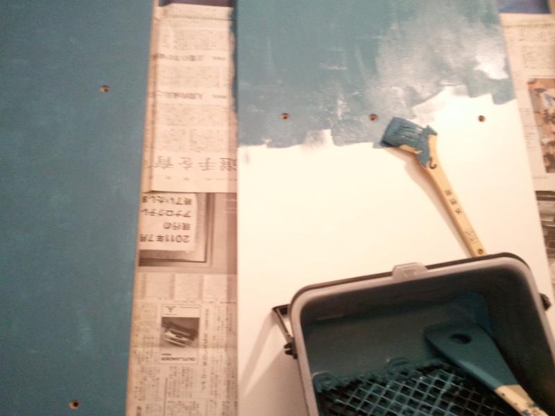 部屋をおしゃれに!マンションで海外インテリア-paint1