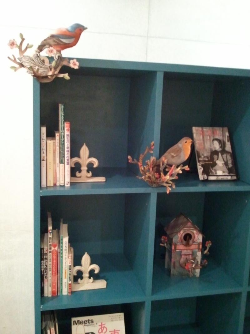 部屋をおしゃれに!マンションで海外インテリア-book garden 2