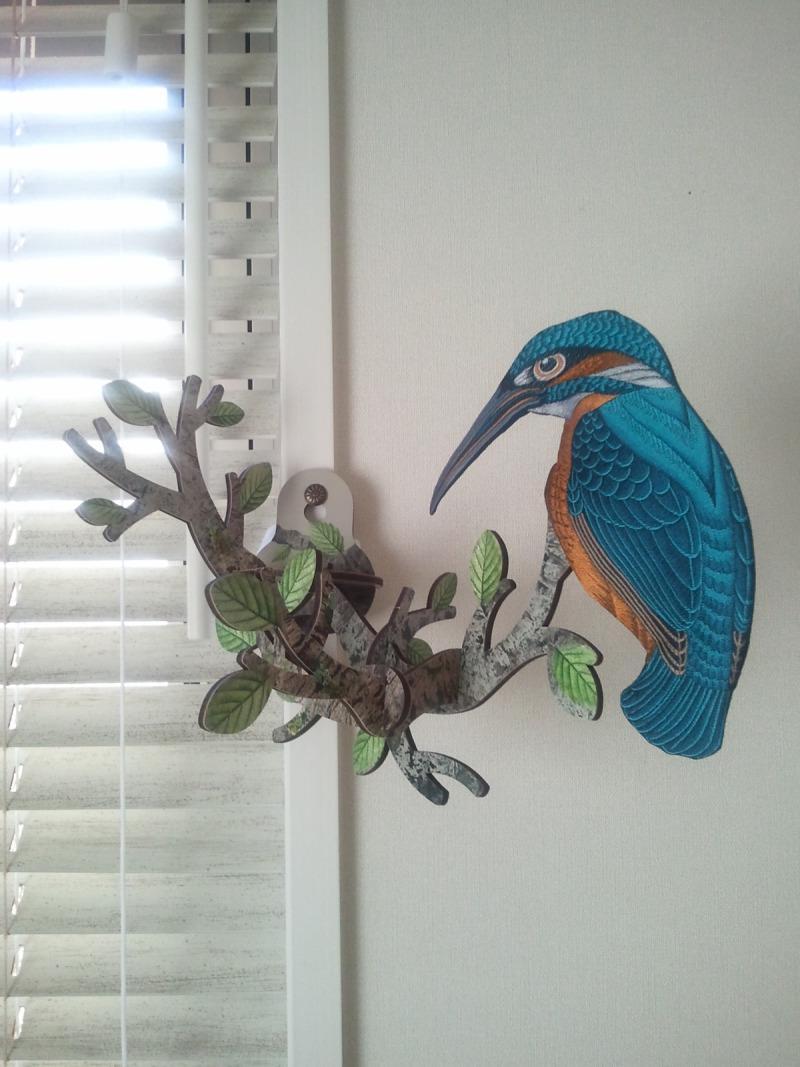 部屋をおしゃれに!マンションで海外インテリア-bird1