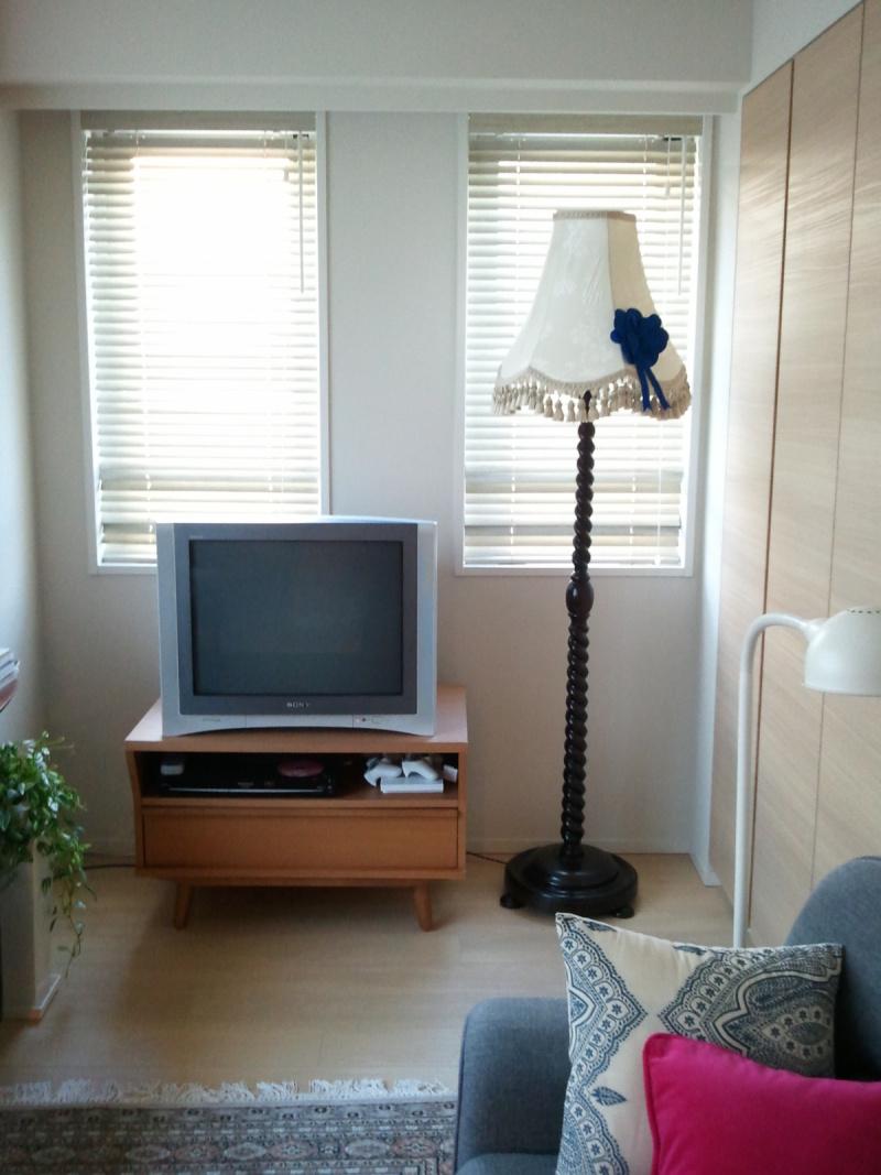 部屋をおしゃれに!マンションで海外インテリア-lamp3