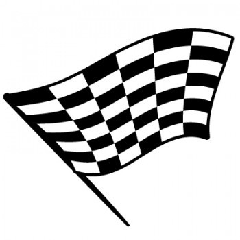 部屋をおしゃれに!マンションで海外インテリア-checkered flag