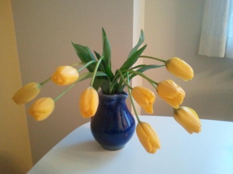 部屋をおしゃれに!マンションで海外インテリア-tulip1
