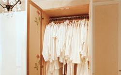 部屋をおしゃれに!マンションで海外インテリア-pajama closet