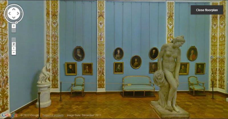 部屋をおしゃれに!マンションで海外インテリア-russian museum1