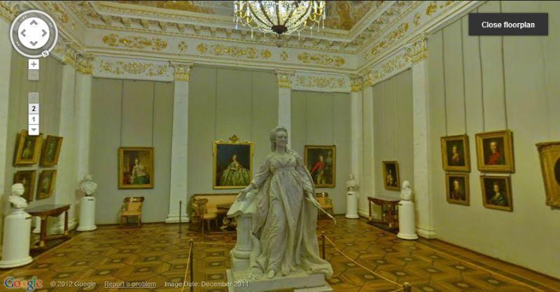 部屋をおしゃれに!マンションで海外インテリア-russian museum2