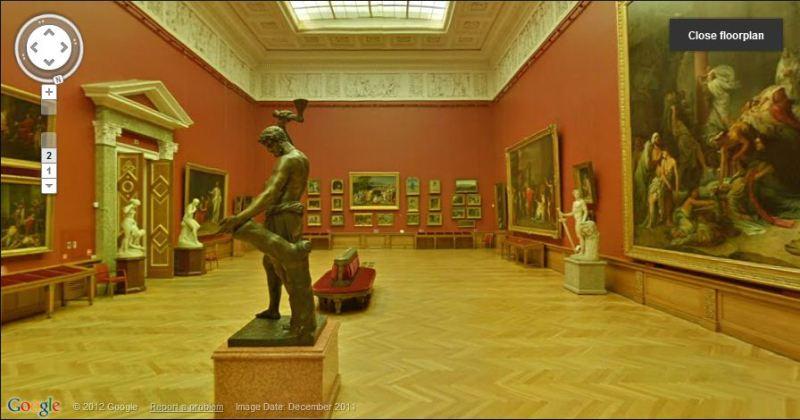 部屋をおしゃれに!マンションで海外インテリア-russian museum3