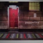 新鮮!プラスティックのラグ「パペリナ」