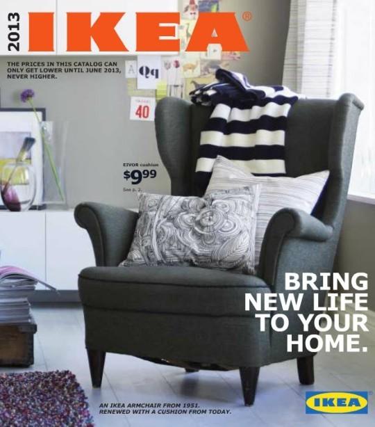 部屋をおしゃれに!マンションで海外インテリア-2013 IKEA