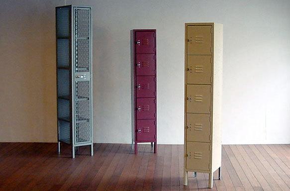 部屋をおしゃれに!マンションで海外インテリア-locker