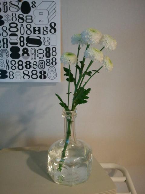 部屋をおしゃれに!マンションで海外インテリア-flower 5