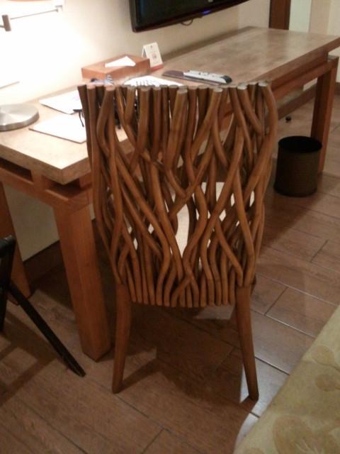 部屋をおしゃれに!マンションで海外インテリア-chair