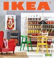 $部屋をおしゃれに!マンションで海外インテリア-ikea 2014 cover