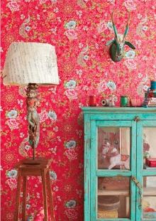 部屋をおしゃれに!マンションで海外インテリア-wallpaper