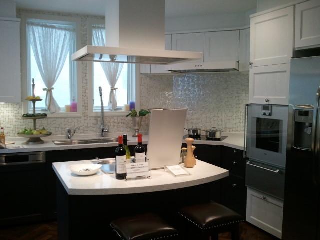 部屋をおしゃれに!マンションで海外インテリア-kitchen2