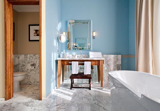 部屋をおしゃれに!マンションで海外インテリア-grand junior suite bathroom
