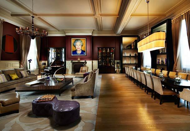 部屋をおしゃれに!マンションで海外インテリア-royal suite