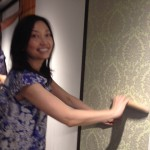 壁紙の貼り方教室@WALPA体験レポート