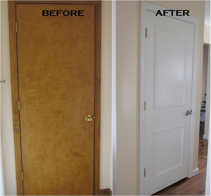Nest interior for Flat entry door design