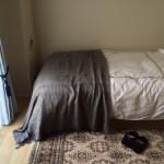 ベッドルーム改造計画(2)パッとしないけど現状公開