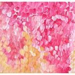 ニュートラルなインテリアにピンクを効果的に使う