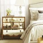 ハリウッドセレブ風☆ ミラー張りの家具
