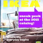 IKEA 2015 カタログ プレビュ~:スタイリストのアイデアをぬすめ!