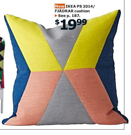 FJADRAR cushion