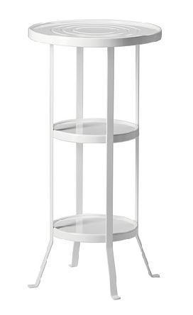 GUNNERN Pedestal table