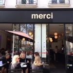 パリ、merciはやっぱりおしゃれだったヘ(゚∀゚*)ノ(追記あり)