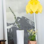 Fine Little Day 山のポスターとモミの木トレー