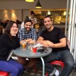 Airbnb 初体験記 in ロンドン(6)サタデーナイト編 その1