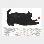 ついにネコポスはじめました~/Mogu Takahashi さんのネコポスター他