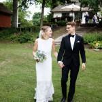 目の保養:Silke Bonde ちゃんの結婚式 in デンマーク